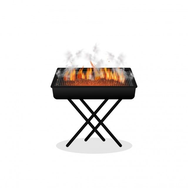 Barbecue Grill Clipart De Grill Gril Un Barbecue Png Et Vecteur Pour Telechargement Gratuit Di 2021 Sayuran Panggang Kebab Kebab Ayam