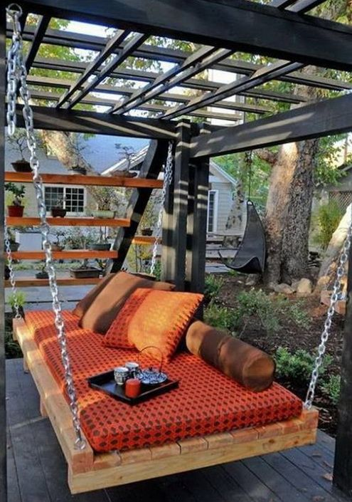 46 Genius Pallet Building Ideas_45