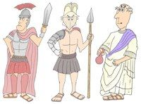 Romans - great resources and links to activities