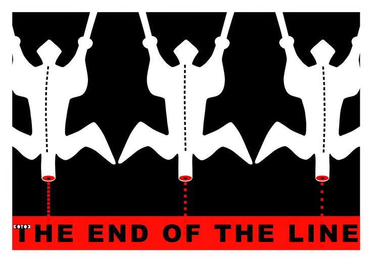 Krzysztof Winnicki: THE END OF THE LINE