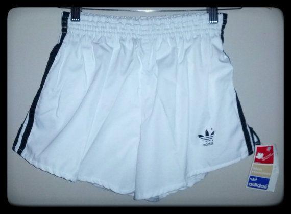 VTG Adidas Trefoil Shorts.
