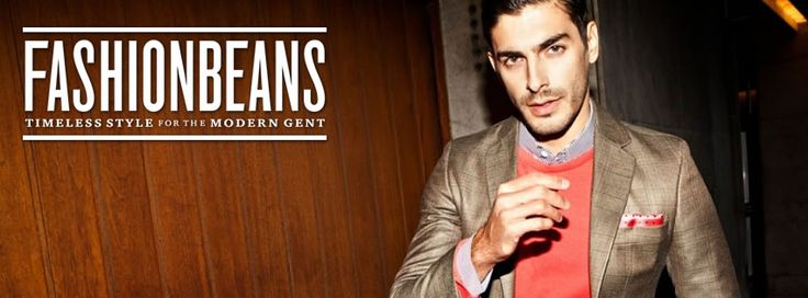 FashionBeans.com is an online publication dedicated to every aspect of men's fashion and style. Our team of experts provide fashion inspiration, style advice, grooming tips and trend guides daily, along with showcasing the latest street style photography and hairstyles for men.