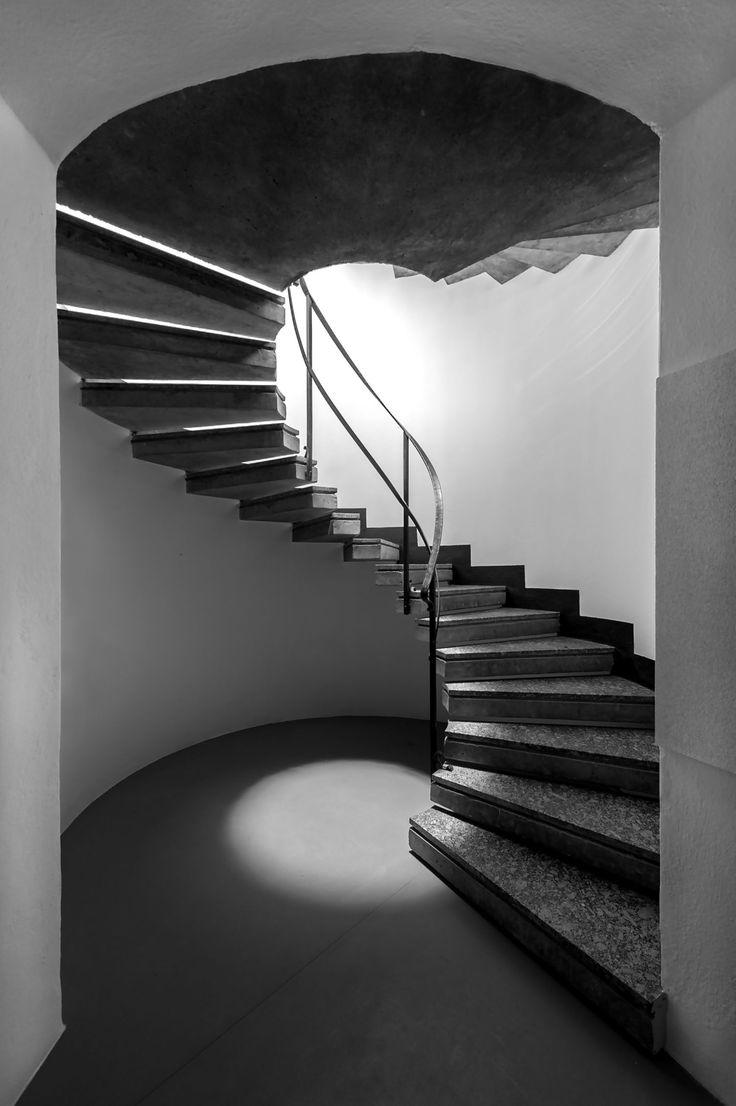 Giacomo Albo, Marco Ghilotti · Ampliamento biblioteca Ezio Vanoni - Luigi Caccia Dominioni, 1965 · Architettura italiana