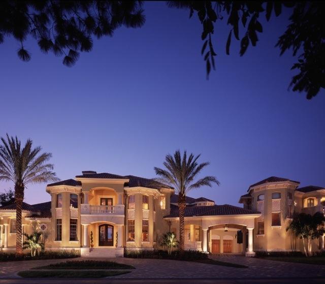 Mediterranean Style Homes In Florida: 27 Best Mediterranean House Plans Images On Pinterest