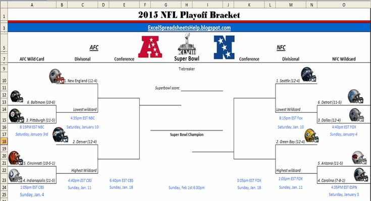 football playoff picture national football schedule