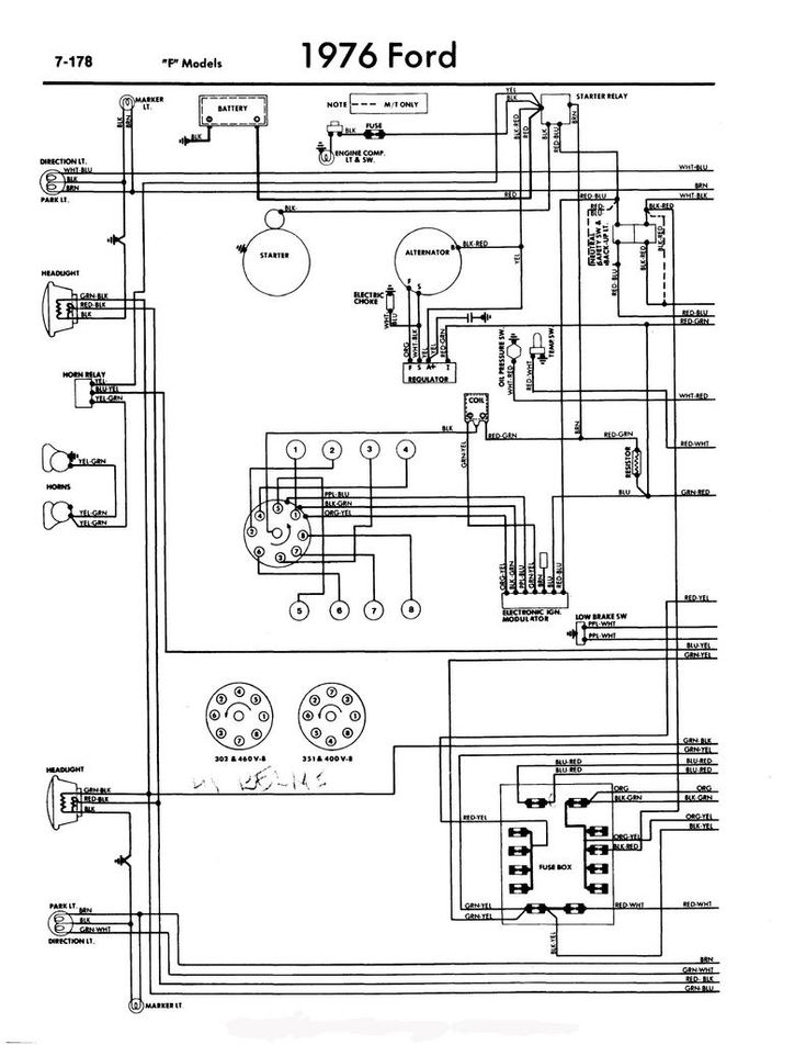 1977 Ford F250 Wiring Diagram At 1976 F150