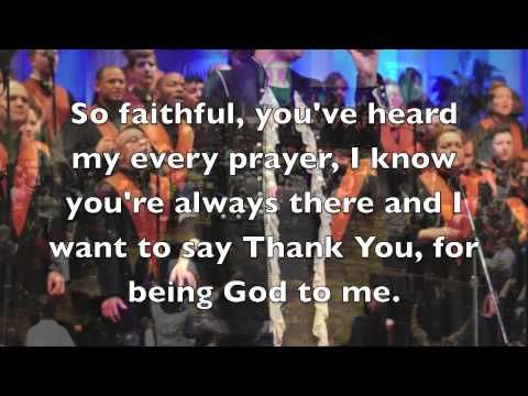 """""""Grateful"""" written by Shara McKee & Phillip Moore featuring Tina Moore & The POK Choir"""