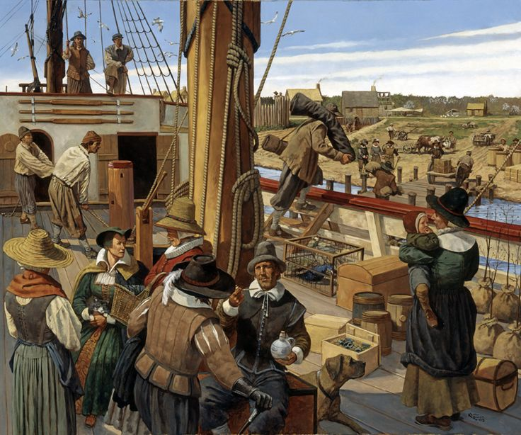 a history of jamestown in the american colonization Virginia has a long and rich history originally called jamestown after the king his friendship with a native american woman named pocahontas dramatically.