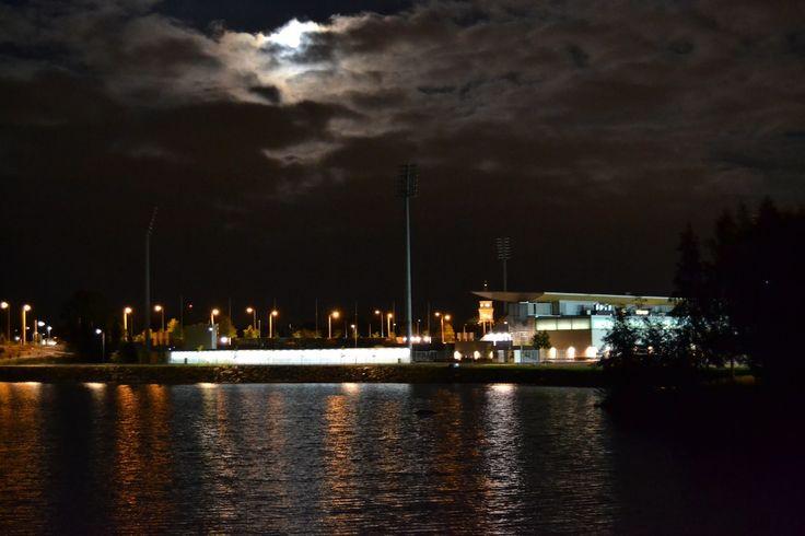 Raatti by Moonlight #Oulu