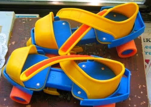 these were the suckiest skates ever!