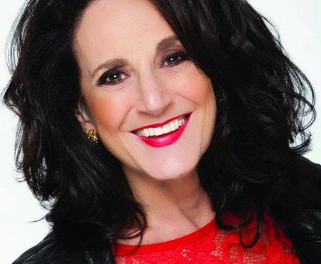 Lesley Joseph the original Cougar