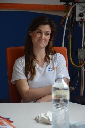 Barbara Garabelli, la nostra terapista respiratoria