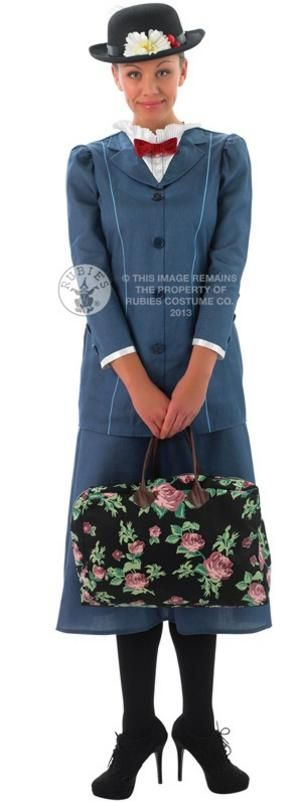 Mary Poppins Costume – Wendy Lou