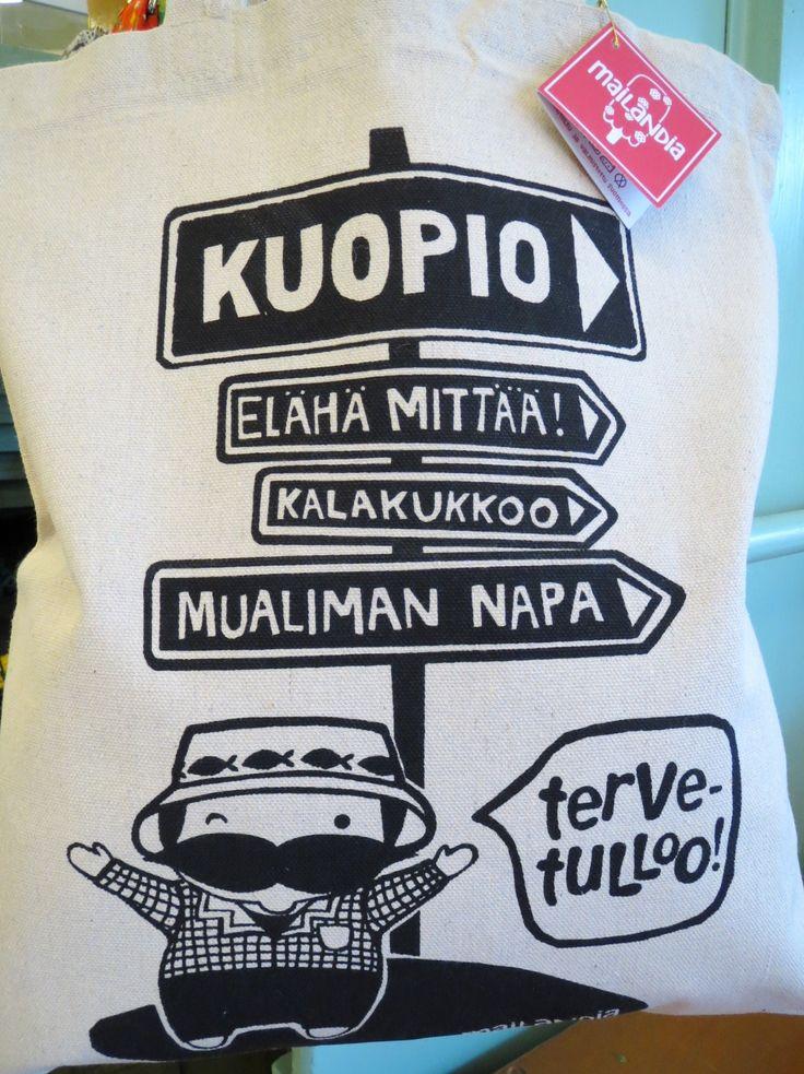 Kuopio kassi (15€)Mailandia