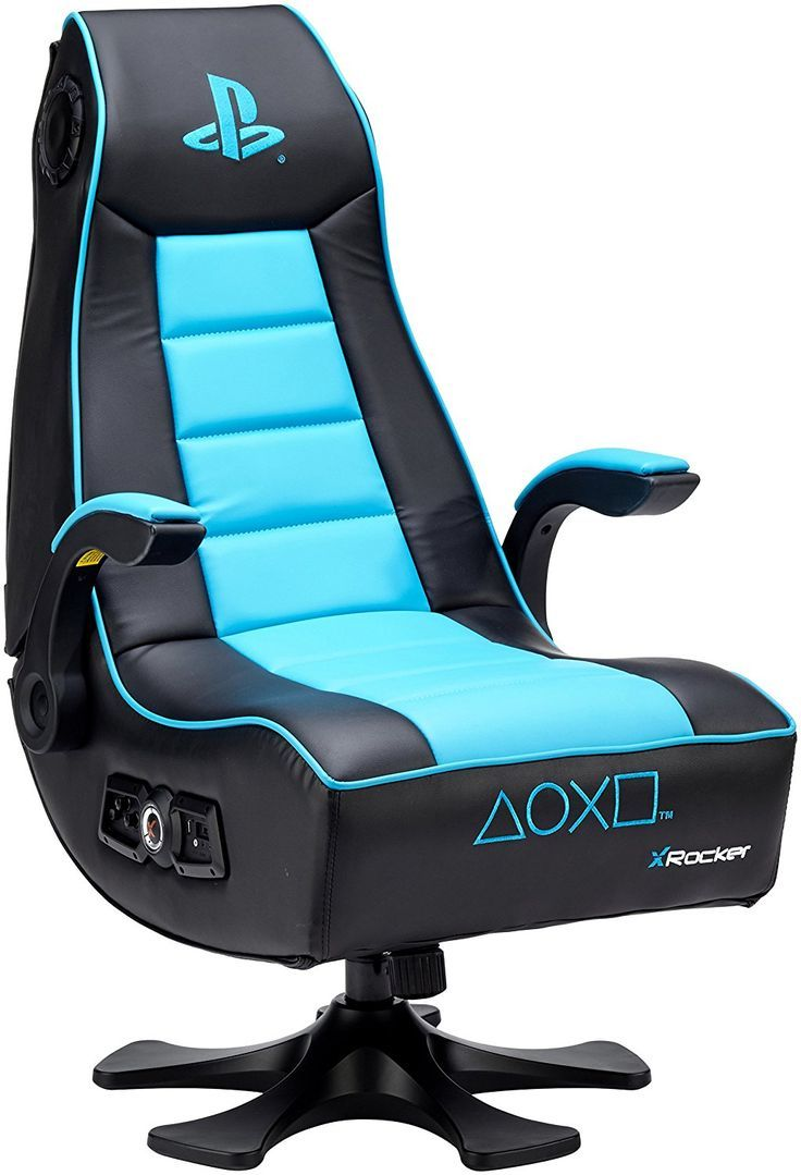 Gaming Sessel Mit Lenkrad X Rocker Infiniti Gaming Chair Ps4 Ps3 Ps Vita Mobile