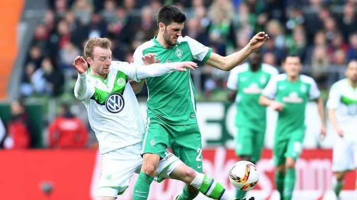 Werder - Wolfsburg 3:2! Dank Pizarro! Werder siegt für Wackel-Trainer - Bundesliga Saison 2015/16 http://www.bild.de/bundesliga/1-liga/saison-2015-2016/spielbericht-sv-werder-bremen-gegen-vfl-wolfsburg-am-30-Spieltag-41833192.bild.html