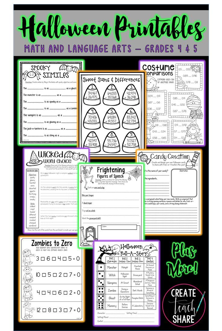 halloween writing prompts 5th grade Spooky and fun halloween activities for kids activities within the halloween pages include: spooky games, bats, spiders, jack-o-lanterns and everything else to make your classroom frightfully fun.