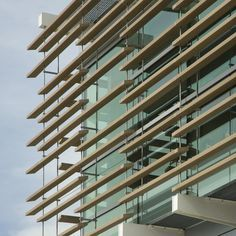 8 Best Shading Devices Images On Pinterest Contemporary Architecture Facades And Facade Design