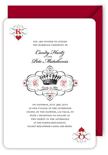 Best 25 vegas wedding invitations ideas on pinterest for Wedding invitations las vegas nv