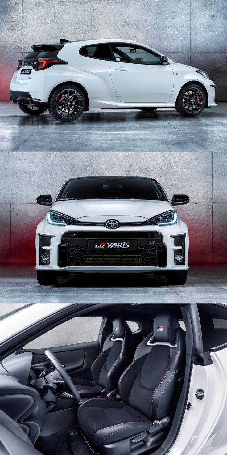 Hot Toyota Gr Yaris Unveiled With 268 Hp Three Cylinder Engine Its The Yaris As We Dont Know It In 2020 Yaris Toyota Toyota Hybrid