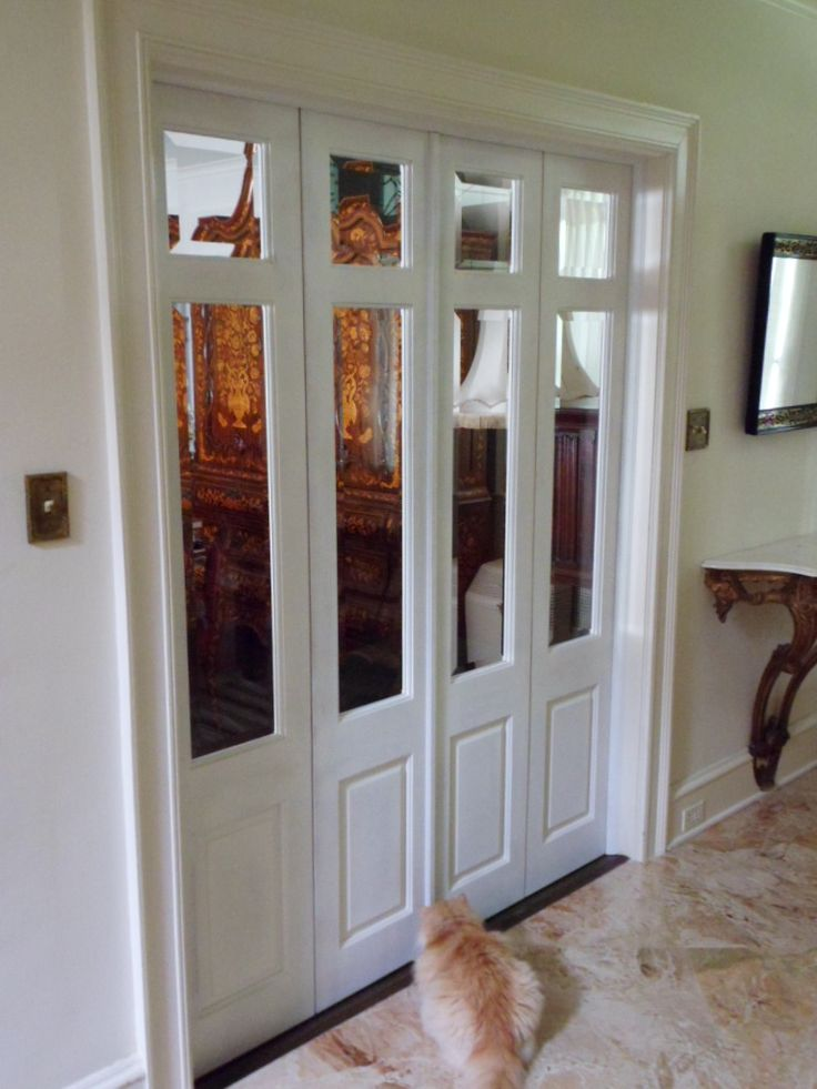 25 best ideas about bifold french doors on pinterest for French accordion doors