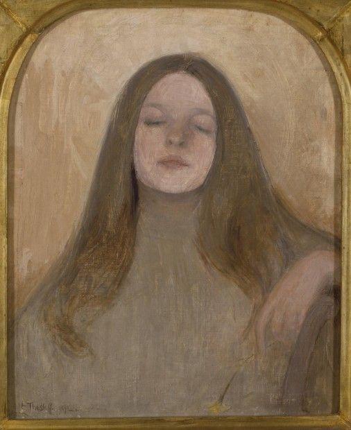 Ellen Thesleff, thyra elisabeth 1892