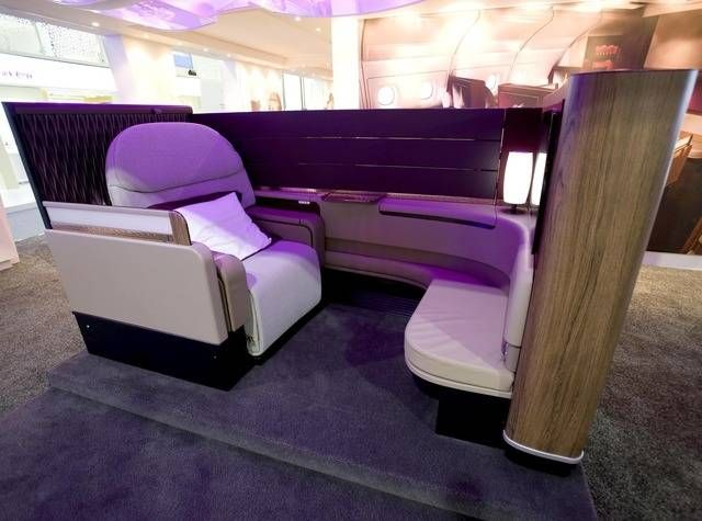 #Qatar airways' latest first and business class #cabin offerings to take centre stage at atm Dubai