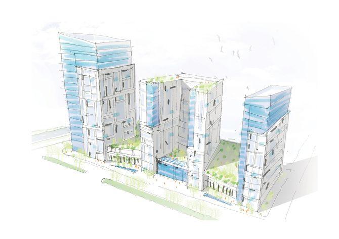 PORTO DO RIO - Cité Arquitetura