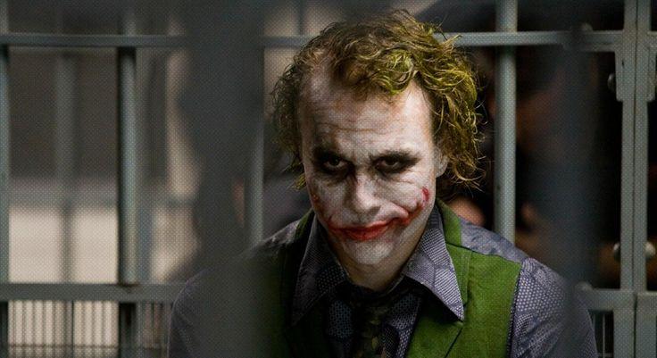 Heath Ledger como Joker (El caballero de la noche, 2008) | Cine PREMIERE