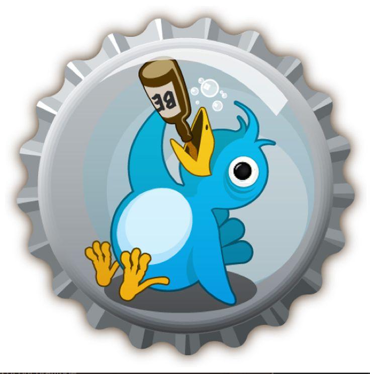 Social Media uitgelegd door middel van.. bier