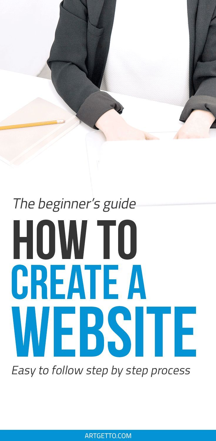The Beginners Guide on How to Create a #Website #WordPress Earn money online | Make Money Online | Make Money from Home #Blog #Blogging #DIY