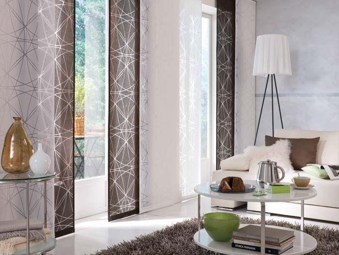 16 besten Gardinen Bilder auf Pinterest Gardinen vorhänge - gardinen fur wohnzimmer modern