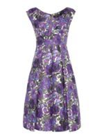Look what I found at House of FraserDickins & Jones Midnight Rose Vintage Dress