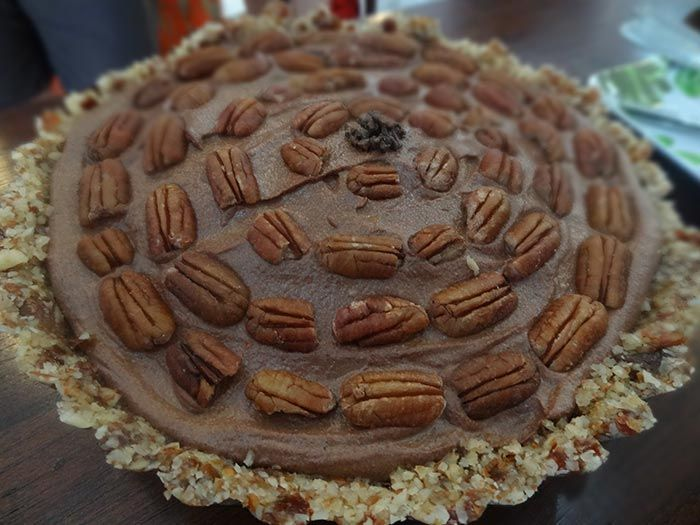 133 best my raw food recipes blog posts images on pinterest raw chocolate pecan pie recipe the final rawfoodbali blog post brings a forumfinder Choice Image