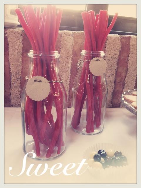 M s de 25 ideas incre bles sobre centro de mesa de - Como decorar botes de cristal para chuches ...
