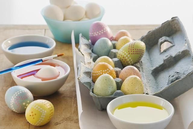 The History of Easter Eggs & Other Symbolic Foods