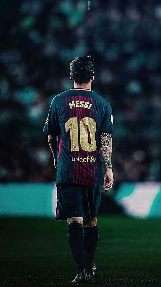Messi #10 fcb FC Barcelona