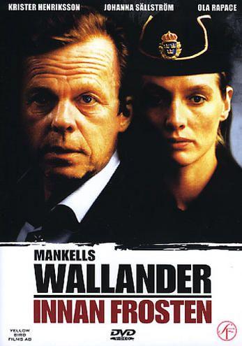 Krister Henriksson as Kurt Wallander and Johanna Sällström as Linda Wallander