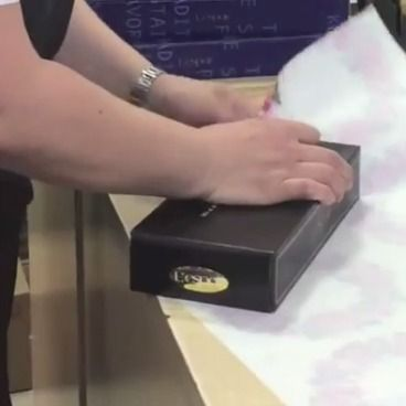 A Crazy New Way to Wrap a Gift in 15 Seconds Flat