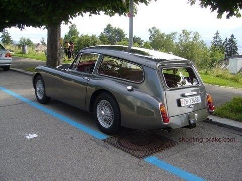 jaguar xk150 shooting brake unusual estate wagons shooting brake break pickups. Black Bedroom Furniture Sets. Home Design Ideas