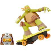 Teenage Mutant Ninja Turtles Remote Control Perform Radical Stunts Skateboarding Mikey