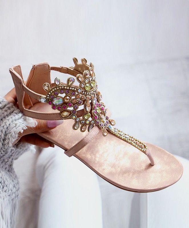 Sandałki w stylu #glam <3 www.BUU.pl