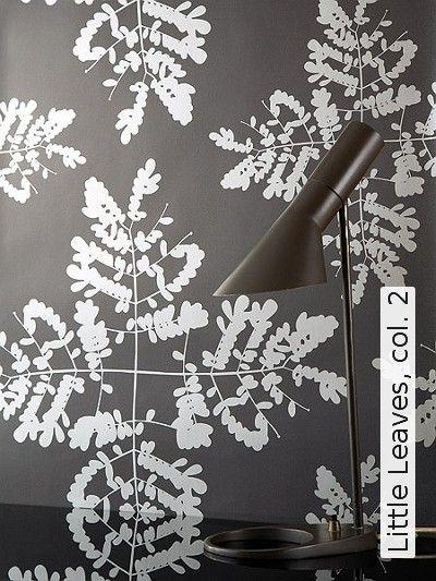 Bild: Tapeten - Little Leaves, col. 2