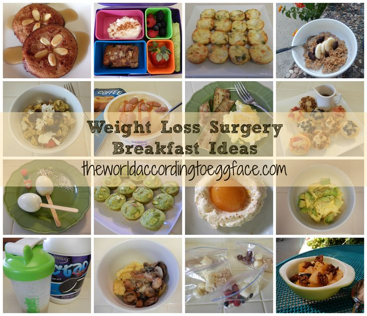 high protein weight loss breakfast foods