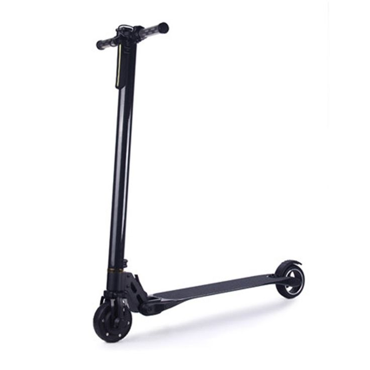 399.99$  Watch now - http://ali2ax.worldwells.pw/go.php?t=32769401790 - Electric Two wheel Scooter Endurance Mileage 22-26 km Carbon Fiber 250W 24V 8.8 Ah(LG Battery) Foldable Kick Scooters 399.99$