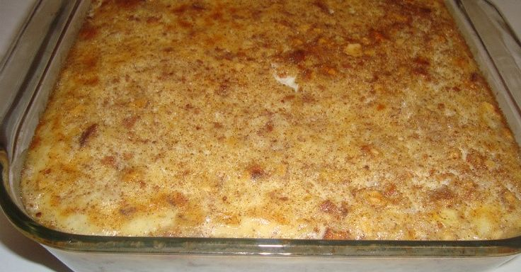 No One Will Ever Get Bored Of Grandma�s Old Fashioned Custard Style Rice Pudding!