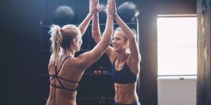 Heb je weinig tijd om te sporten? Dan werkt een korte workout goed voor een effectief resultaat.