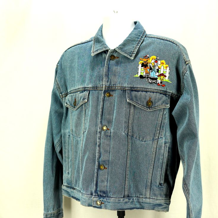 Remarkable topic vintage looney tunes denim shirts think, that