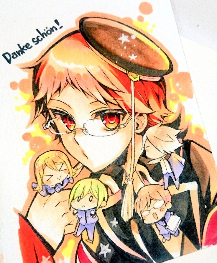 TVアニメ「王室教師ハイネ」公式 (@heine_PR) | Twitter