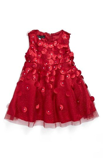 Biscotti 'Dots' Dress (Baby Girls) available at #Nordstrom